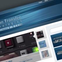 Precision Transfer Website