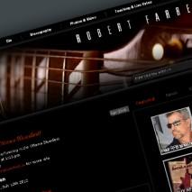 Robert Farrell Website